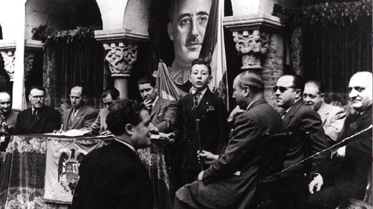 L'historiador José Fernando Mota ens descobrirà el passat franquista