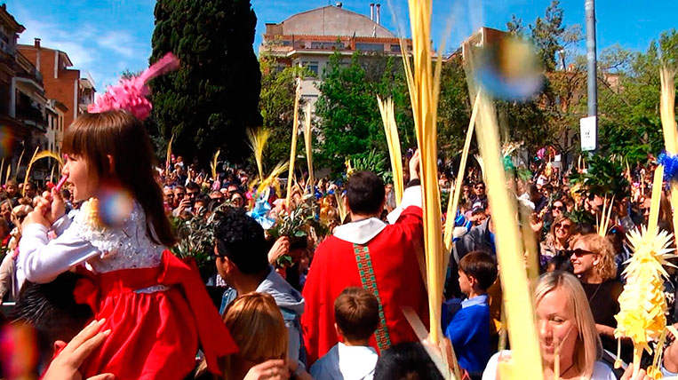 Televisió Sant Cugat us oferirà tots els actes litúrgics de la Setmana Santa en directe