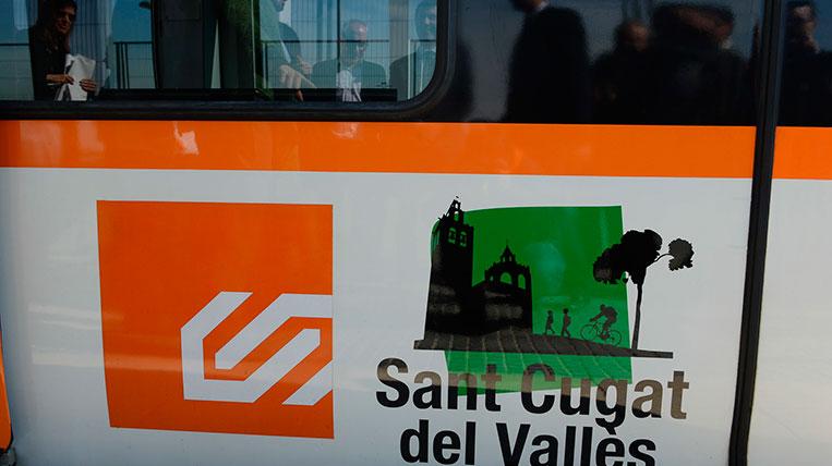 Enquesta: Amb quina freqüència utilitzes els Ferrocarrils de la Generalitat?