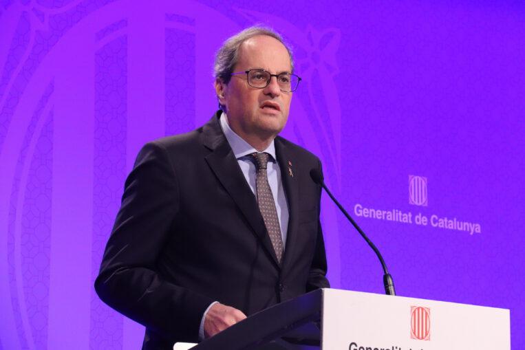 El Govern anuncia una línia de préstecs de fins a 1.000M EUR per garantir liquiditat i llocs de feina a 4.000 pimes