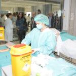 540 santcugatencs han donat positiu en una prova PCR