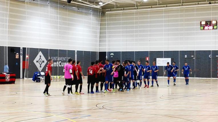 L'Olimpyc Floresta B i el Futbol Sala Sant Cugat B salven la categoria