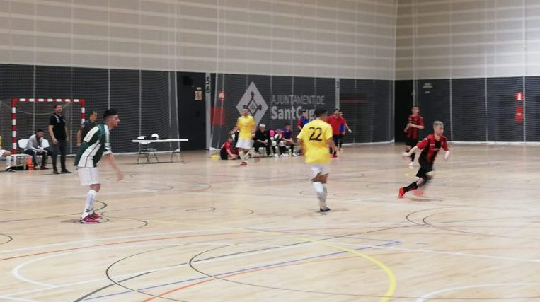 Sant Cugat Futbol Sala VS Olimpyc Copa Catalunya