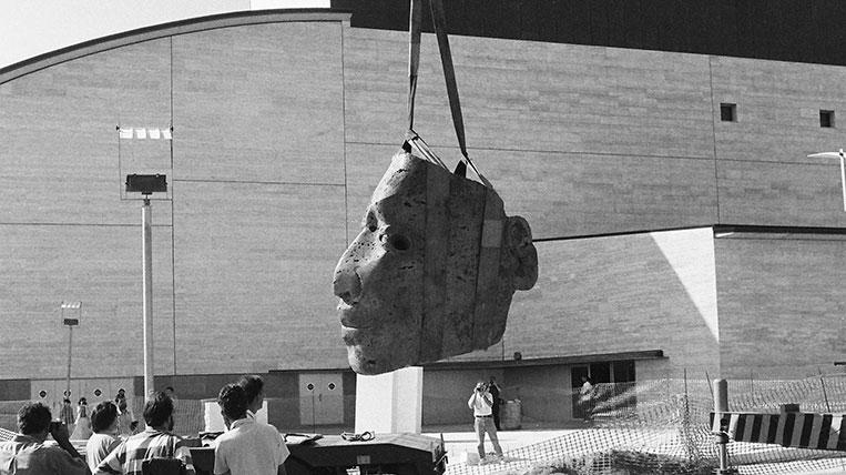 Els caps del centre cultural