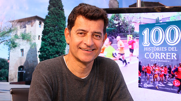 Xavier Bonastre, periodista i escriptor