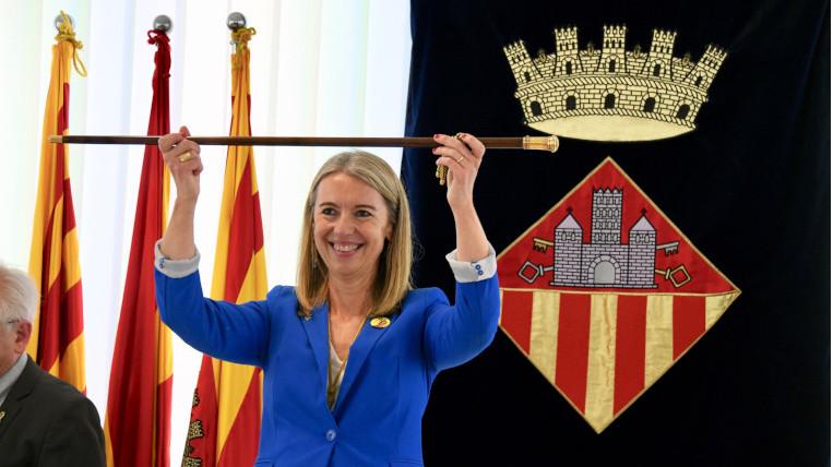 """Ingla a Calvet sobre el cas Palau: """"Un conseller no hauria d'insultar mai a una alcaldessa públicament"""""""
