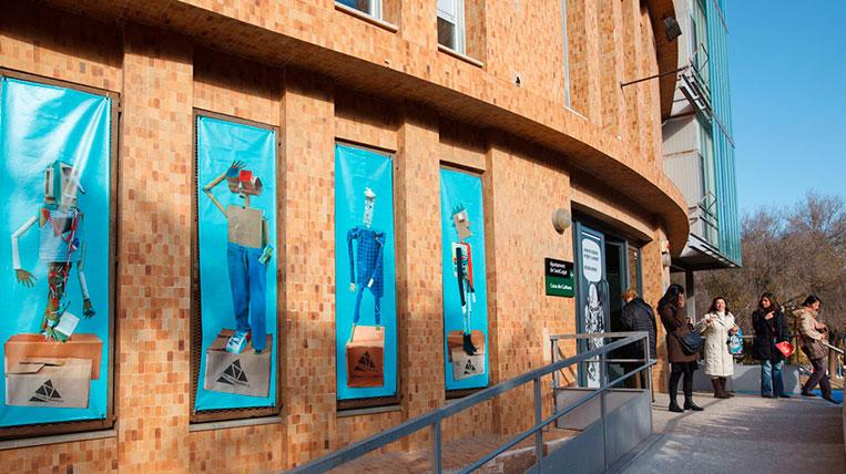 Els centres culturals reobren les seves instal·lacions per a l'ús d'entitats i col·lectius