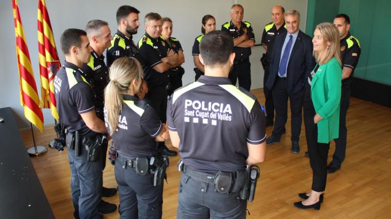 La Policia Local ha interposat 136 multes per desobediència a Sant Cugat