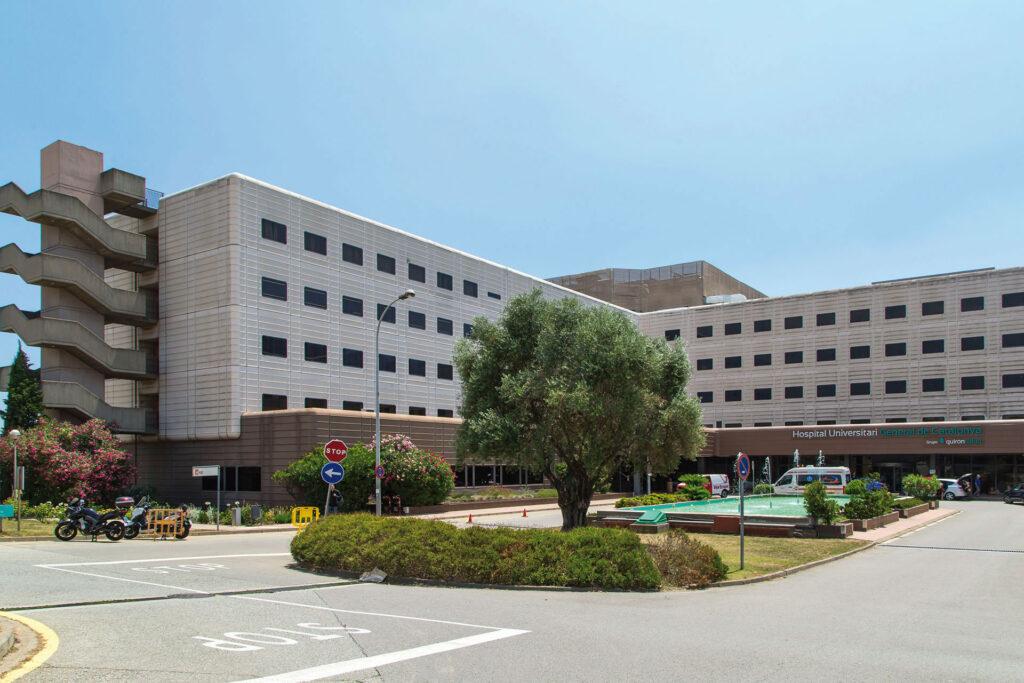 Dues residències de Sant Cugat traslladen residents a l'Hospital General de Catalunya