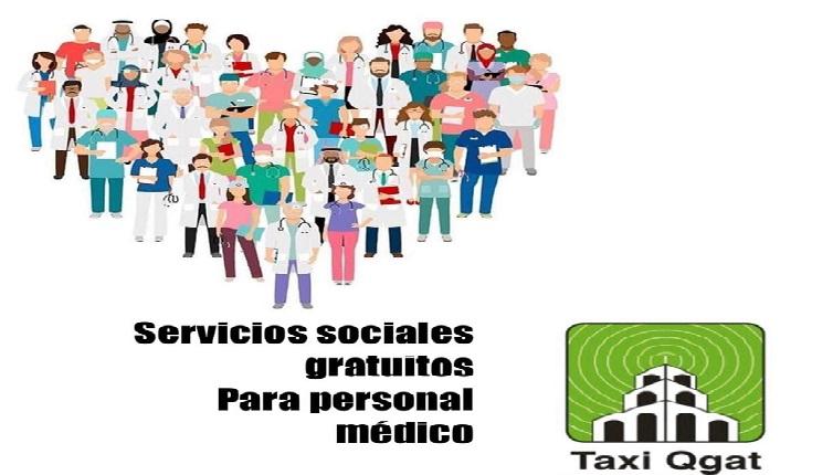 Radio Taxi Sant Cugat ofereix trasllats gratuïts al personal de l'Hospital General de Catalunya